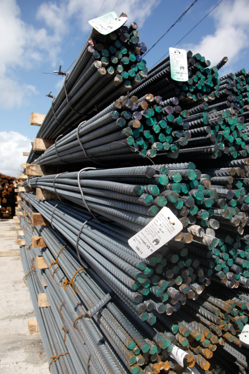 steel reinforcing bar