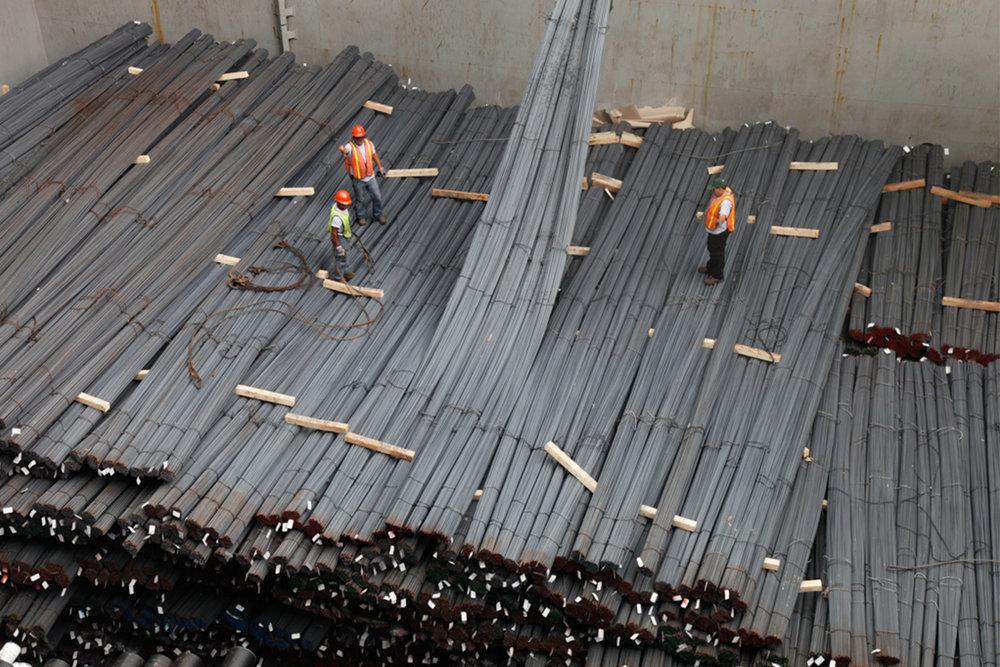 steel reinforcing bar