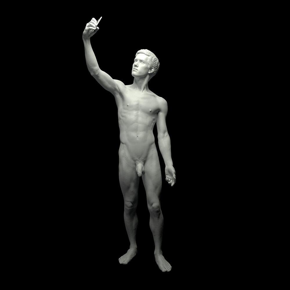 Adlocutio Sean Ford 2020 A New Statue Stuart Sandford