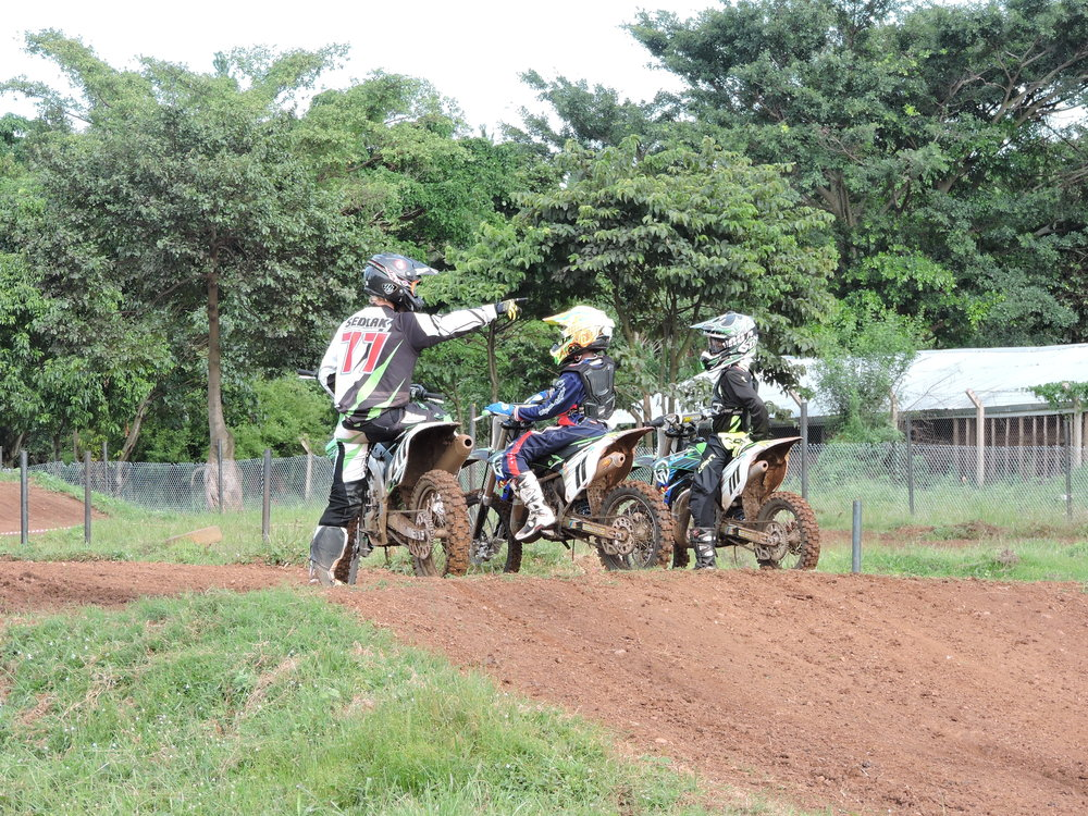 Motocross training for all ability levels