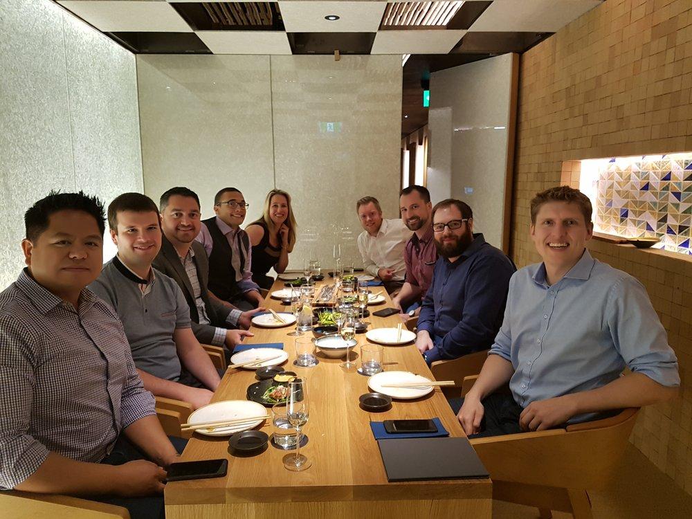 Photo 2 - Team Dinner.jpg