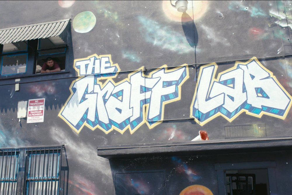 The Graff Lab  Director / Producer  A community non-profit fights to neutralize gang violence, and support the youth through arts education.