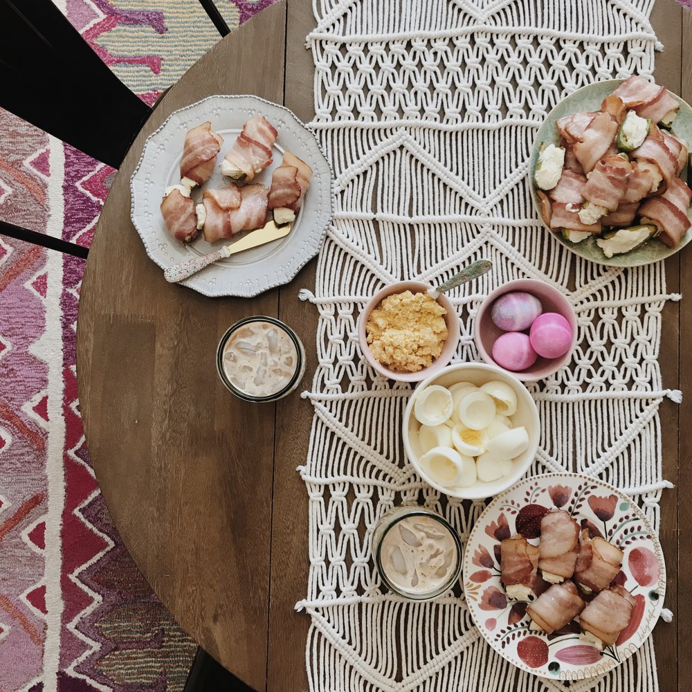 Easter Brunch and Boho Brunch