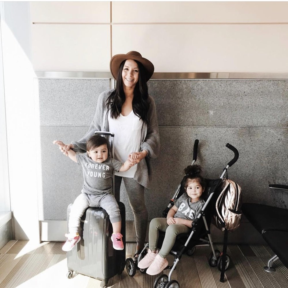 This is the single stroller that's only $26 that we never travel without!