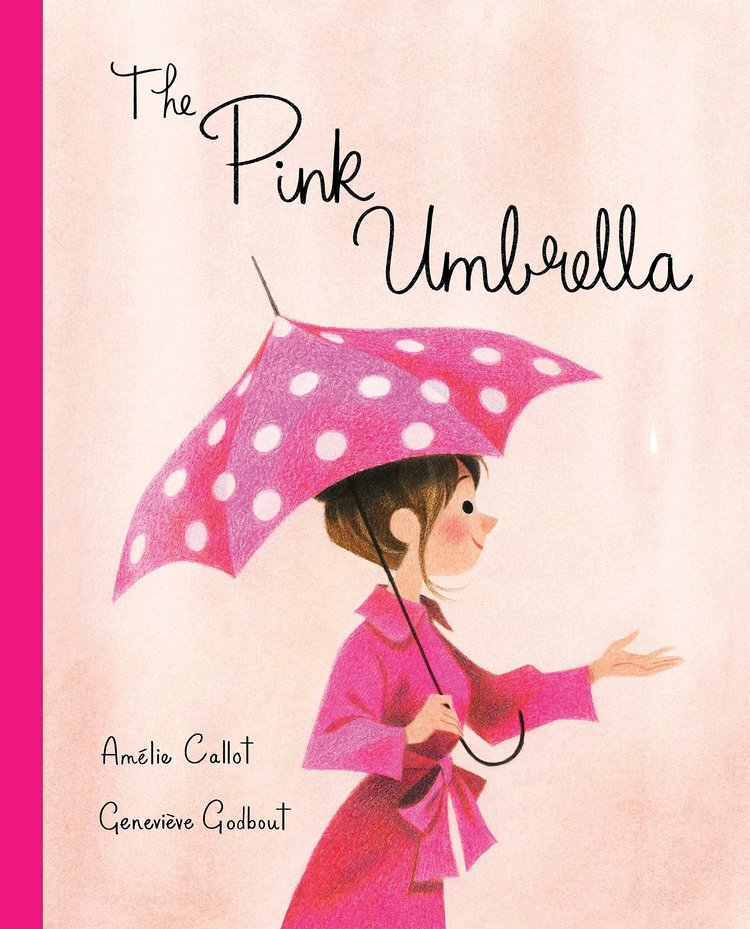35450ac7fddb5 The Pink Umbrella -  12.59