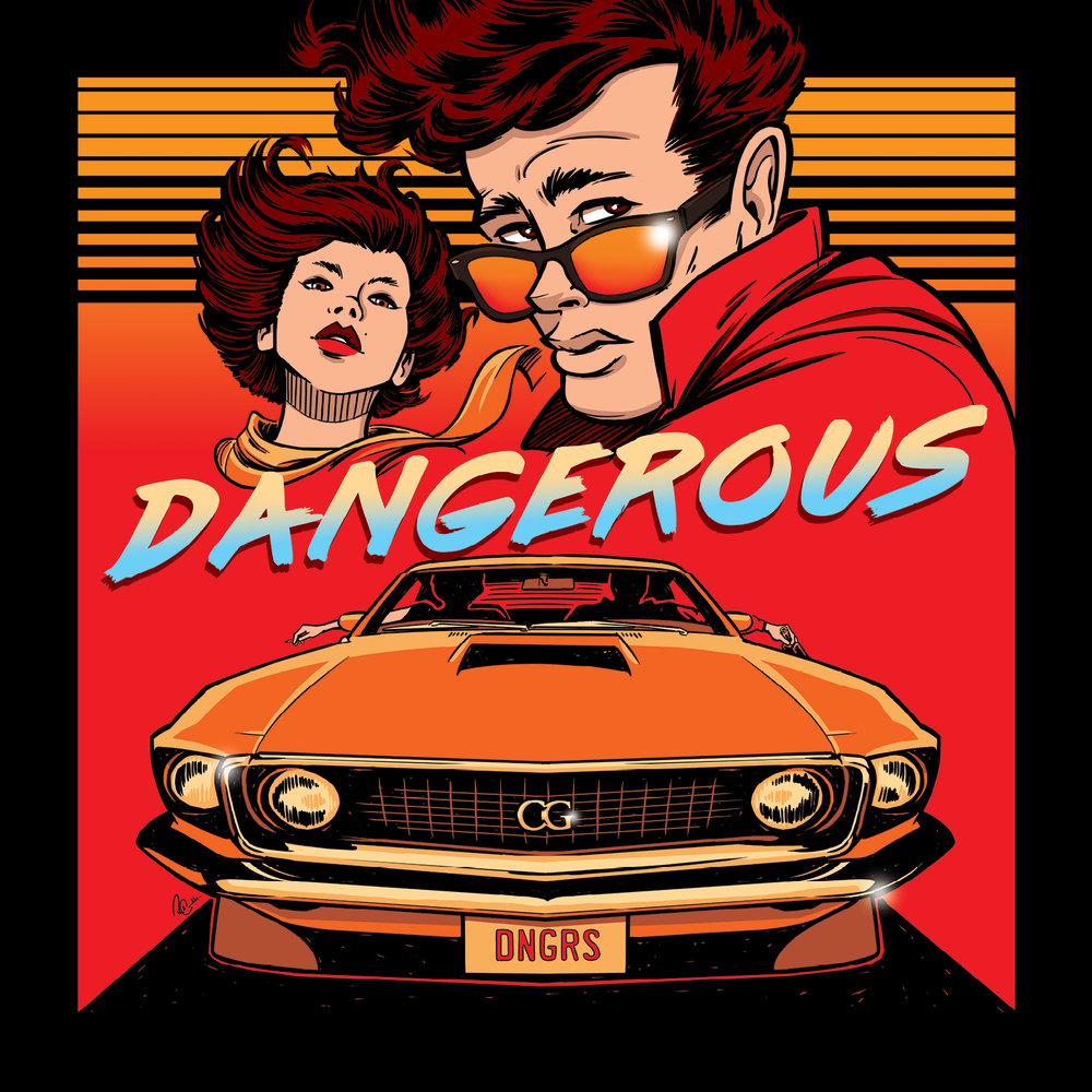 Dangerous - Featuring: Cheyenne & Madam ParkerProduced by: Branko PezoMixed by: Joe SharrattMastered by: Matthew Gray