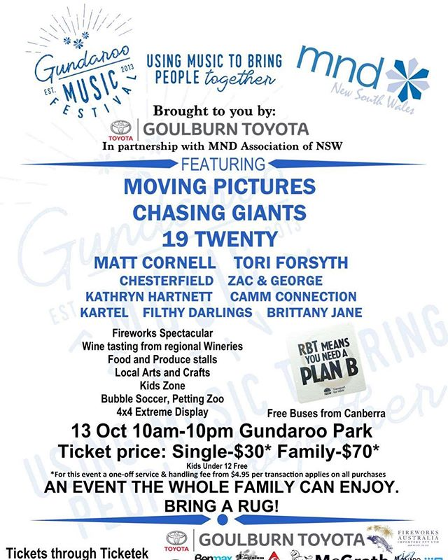 Such a great day and all for a good cause. Hope to see you there!