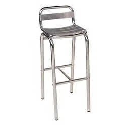 Stainless Bar Stool - $8.90