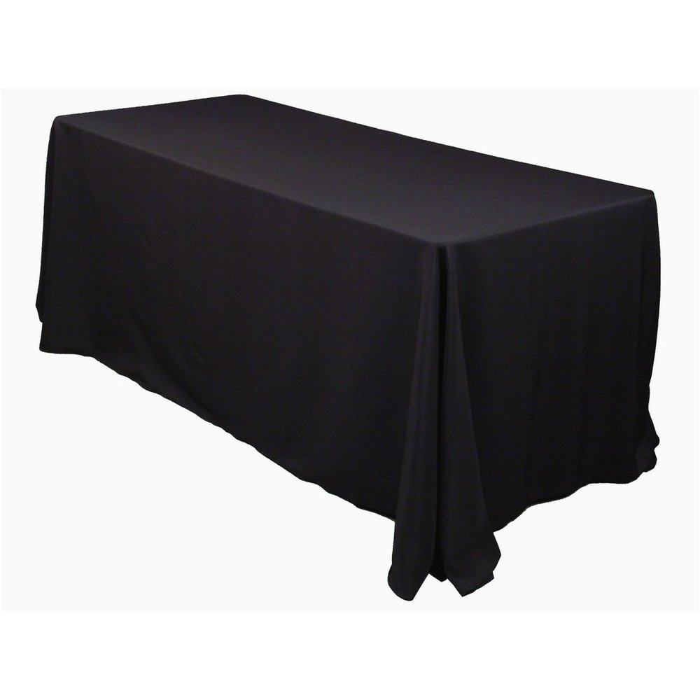 Black (137x244cm) - $13.00