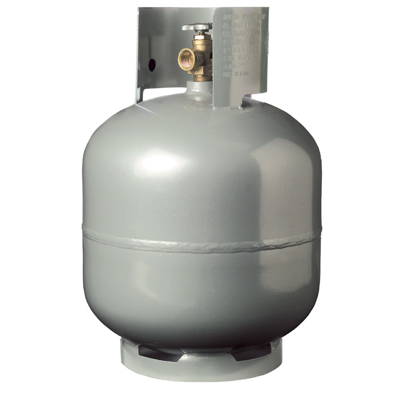 9kg Gas Bottle - $27.50