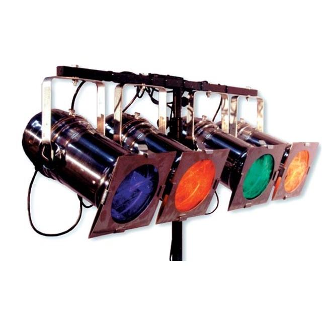 4 Par Cans/ Light Rack - $100.00