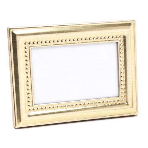 Gold Card Holder - $3.00