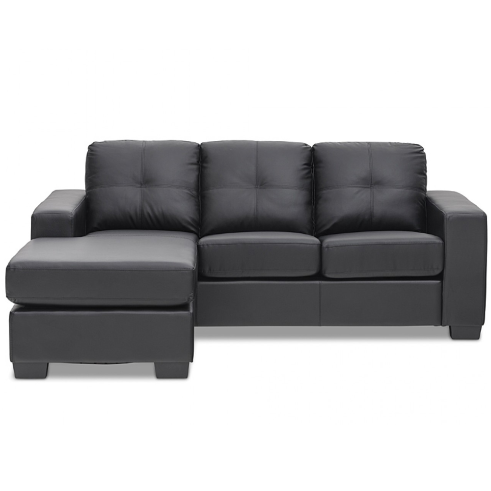 Leather Lounge - $220.00