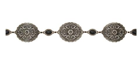 Lovestrength Grace Floral Chain Belt , Revolve. $61