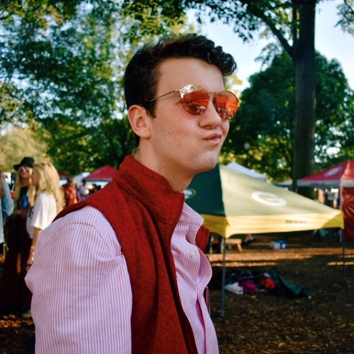Josh Britt, Contributor . A freshman from Edmond, OK, Josh encourages you to stay tuned as he decides on his field of study.   What are you thankful for this year?  Man a whole lot. I am thankful for opportunities to get involved, whether that's through Student Government or through the Center for Service and Leadership, it has been a blast. I'm thankful for the tons of friendships and connections I've been able to make while here. I'm thankful for T+D for giving me a chance to challenge my own way of thinking and for giving me an opportunity to (hopefully) bring about change. I'm thankful for friends and family back home, who have proven themselves over and over as some of the most loyal and caring support system a guy could ever have while I am 12+ hours away from them. It has been a good year, and I can't wait to see what next year will bring for myself, the blog, and the University!   Truth or Dare?  Dare. I think joining the team and writing for the blog was a little in part due to a dare mentality, almost as if I was 'daring' myself to get way out of my comfort zone and get involved in something I had believed in, but never had the courage to be vocal about. For me, the goal has always been to dare to meet and love on as many people as possible, and dare to fail at all of it. So yeah, definitely dare.