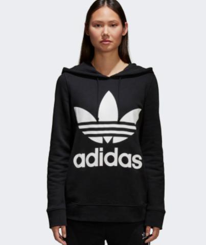 Adidas  Originals Logo Hoodie , $70