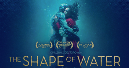 """Best Picture: """"The Shape of Water"""""""