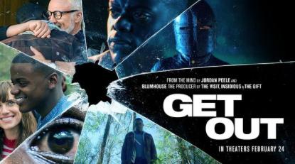 """Original Screenplay: """"Get Out,"""" Jordan Peele"""