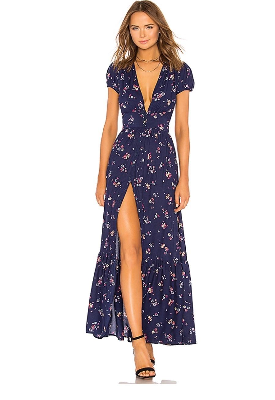 Auguste Desert Maxi Dress
