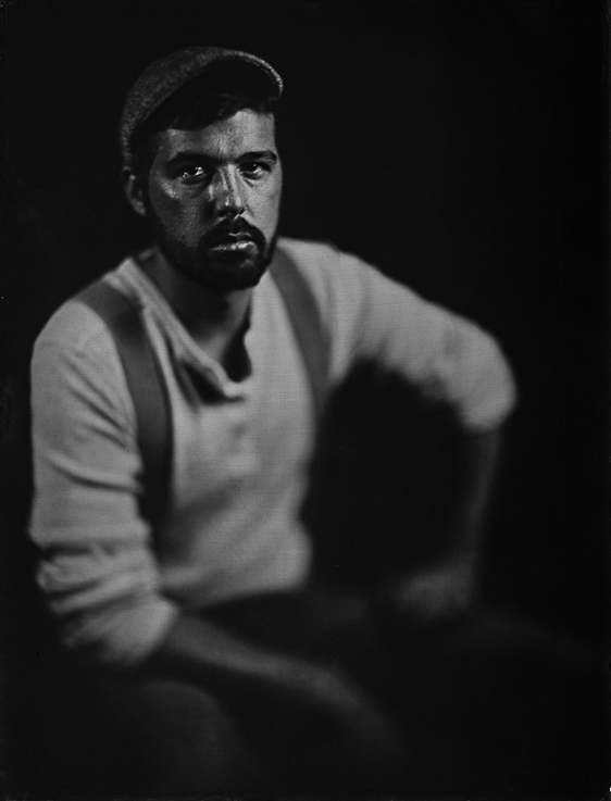 Wet Plate Portrait