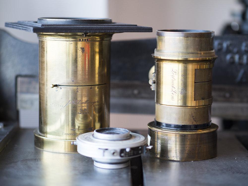 Brass Lenses