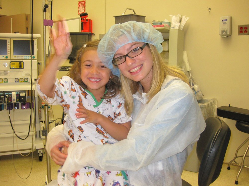 Child life in the operating room