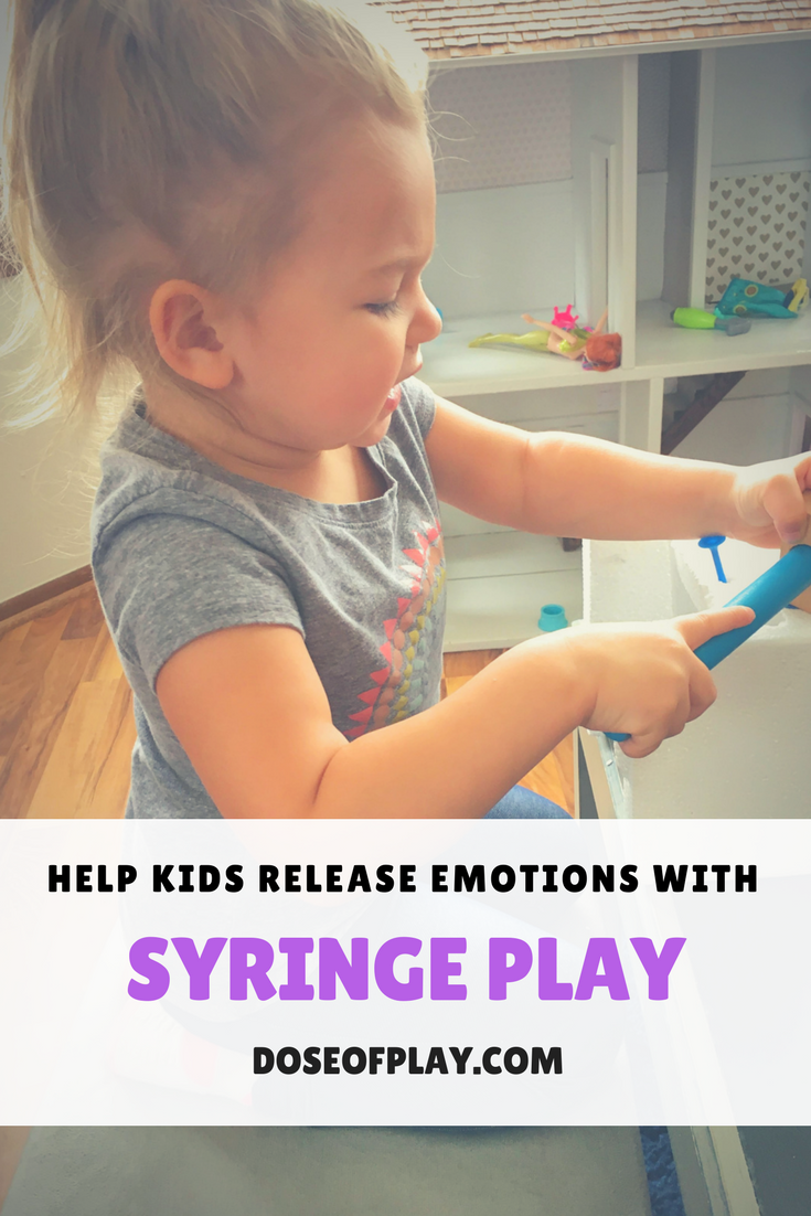 Playing out anger #doseofplay #preschoolemotions #emotionactivity #preschoolplay #syringeplay #hammertime #finemotorskills #cathartic #childlife #childlfiespecialist #recycledplay #playfulideas #todderplayideas