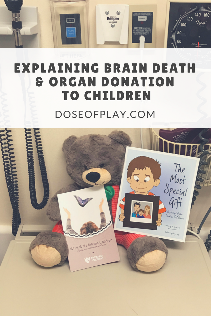 Explaining Brain Death & Organ Donation to children #childlifespecialist #braindeath #organdonation #explainingbraindeath #explainingbraindeathtokids #pediatrics #childrenshospital #childrenofadultpatients #familycenteredcare #donatelife #pediatricorgandonationawarenessweek #organdonationawarenessmonth