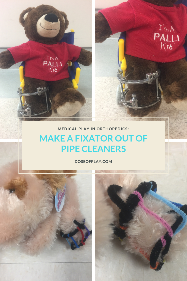 make a fixator out of pipe cleaners.png