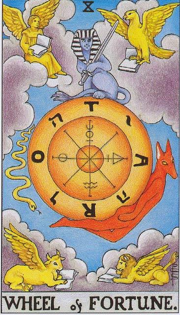 wheel of fortuna