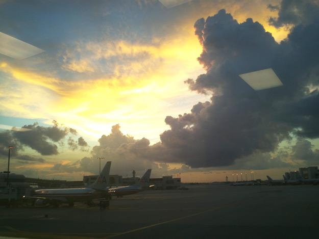 Sunset MIA