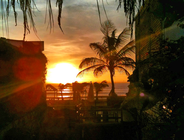 Huanchaco Sunset 02-06-13