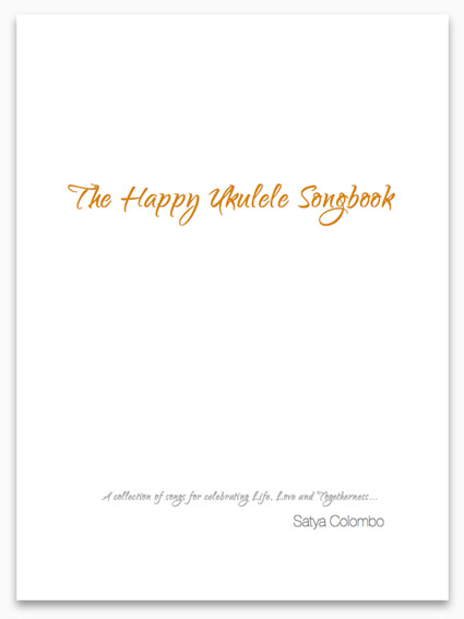 Ukulele Songbook Cover