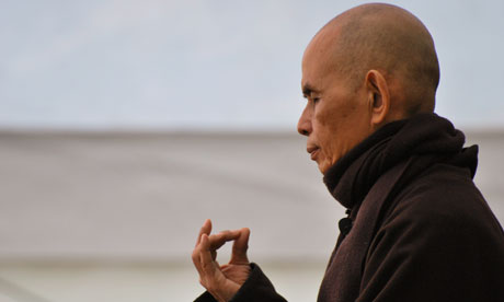 thich nhat hanh om