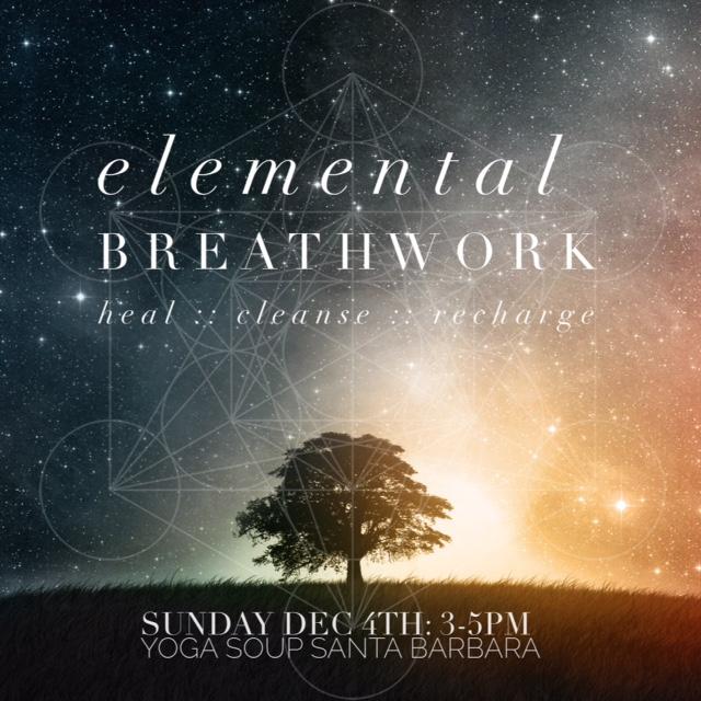 elemental breathwork healing