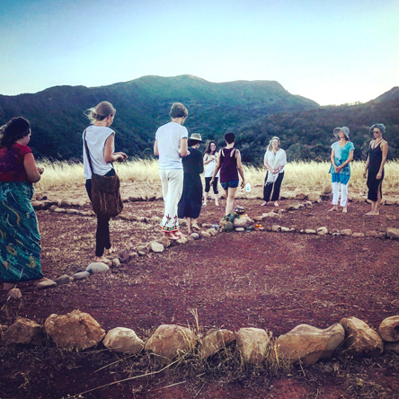 sacred wild healing group