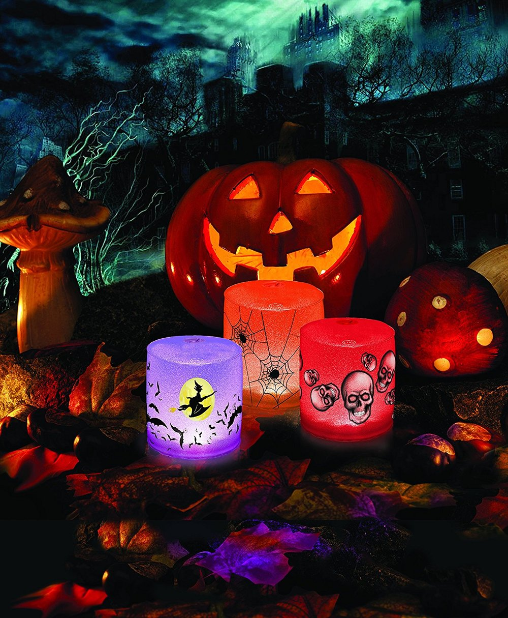 Hallowen lights, Luci lantern, Luci light, Halloween decorations, Halloween lanterns, Halloween lighting