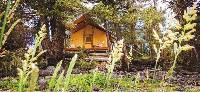 Paws Up Resort, Montana camping, Montana camping destinations, best Montana camping Montana glamping, best Montana glamping