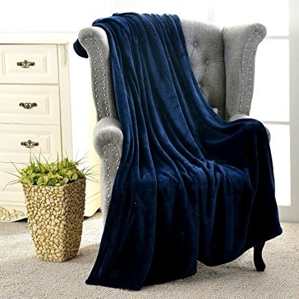 Luxury Blanket on Amazon