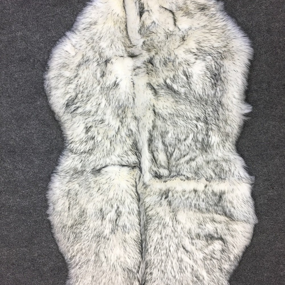Faux Fur Throw on Amazon