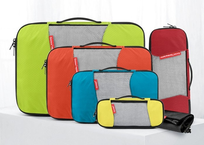 Gonex Packing Cubes  -- $15.99