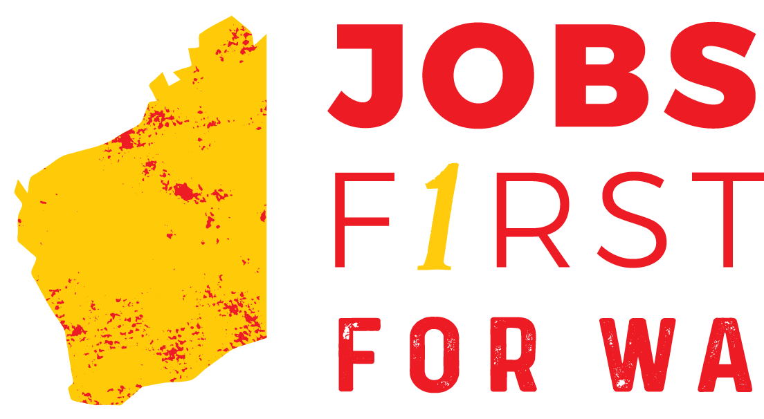 Jobs first for WA
