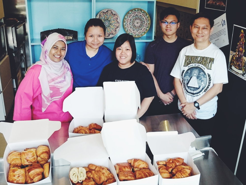 Baking classes for beginners in Singapore