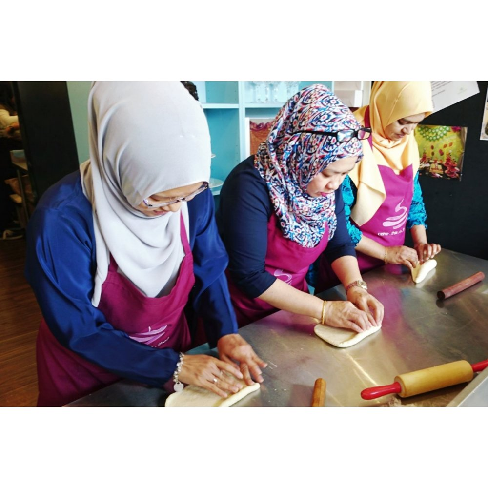 Looking for baking classes in Singapore ?
