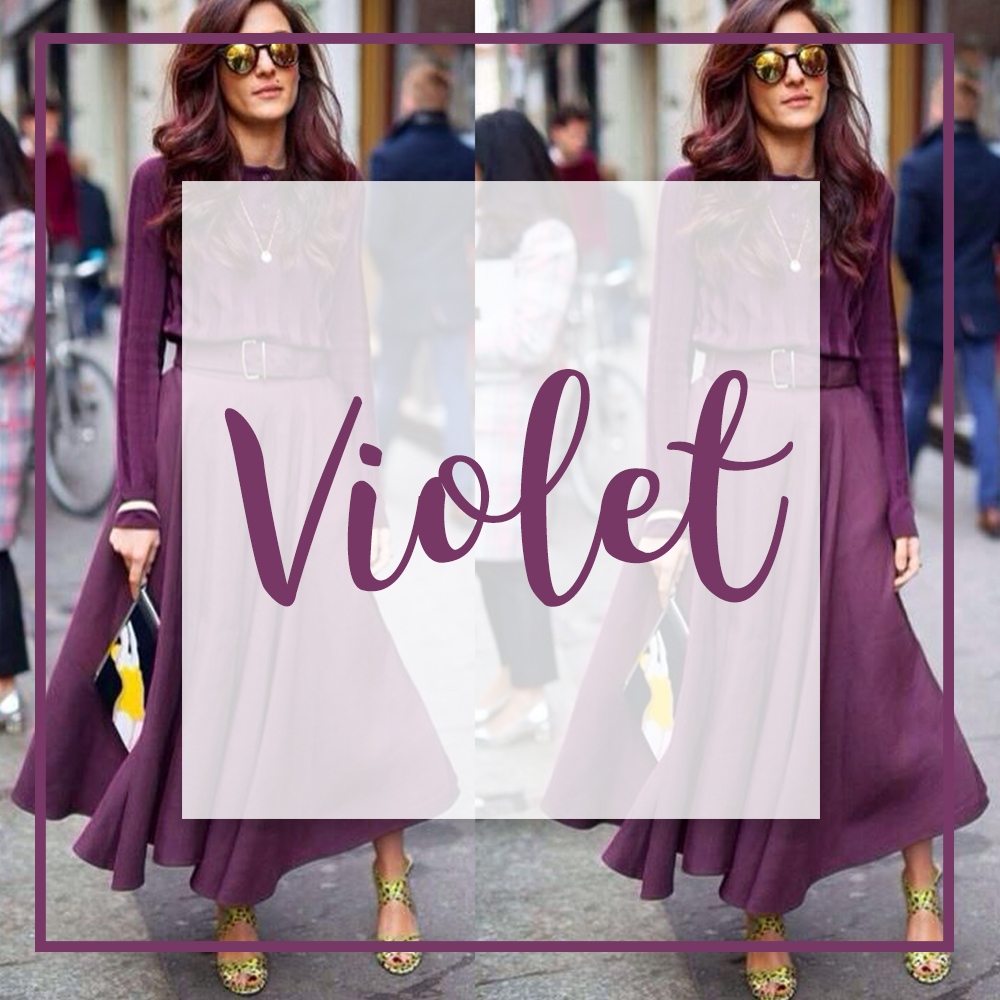 Violet สีม่วง - · ตัวตนของคุณคุณเป็นคนสุภาพ อ่อนโยน และมีจิตใจที่บริสุทธิ์ คุณเป็นคนที่มีความรู้สึกต่อสิ่งต่างๆ ไว· ความปรารถนาของคุณการควบคุมอารมณ์ความรู้สึกได้และการจัดสรรค์ทุกสิ่งให้สมบูรณ์แบบในชีวิตของคุณ รวมไปถึงเรื่องของจิตใจด้วยเช่นกัน