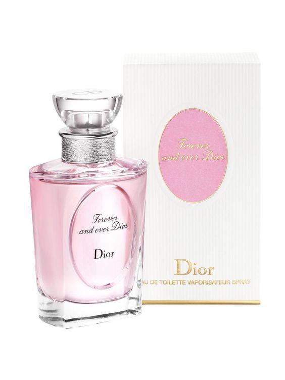 Christian Dior Forever and Ever Dior Eau De Toilette - สาว ๆ คนไหนที่ชื่นชอบกลิ่นดอกไม้ฤดูหนาว ต้องถูกใจน้ำหอมตัวนี้แน่นอนค่ะ เพราะเป็นกลิ่นหอมของดอกไม้นานาพันธุ์ที่บานช่วงฤดูหนาว นอกจากจะให้กลิ่นดอกไม้แล้วยังแสดงออกถึงความเซ็กซี่ปนความอ่อนหวานของสาว ๆ ด้วยกลิ่นที่คล้ายน้ำหอมฟีโรโมน ดึงดูดเพศตรงข้าม แถมยังเพิ่มเสน่ห์เย้ายวนใจชายได้เป็นอย่างดีเลยล่ะ ราคาอยู่ที่ประมาณ 3,000-5,000 บาท แล้วแต่ขนาด