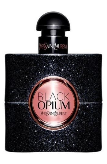 Yves Saint Laurent Black Opium Eau De Parfum Spray - น้ำหอมกลิ่นละมุน โดดเด่นด้วยกลิ่นที่หอมหวาน นุ่มนวล แต่แฝงไปด้วยความหนักแน่น ด้วยกลิ่นของดอกไม้ผสมผสานกับกลิ่นเมล็ดกาแฟและวานิลลา ให้กลิ่นที่อบอุ่น ดูเป็นสาวลึกลับเย้ายวนชวนค้นหา มีเสน่ห์น่าดึงดูดใจในแบบของตัวเอง ดีไซน์ขวดน้ำหอมมีสีดำขลับ แวววาวด้วยกากเพชรระยิบระยับดูไฮโซ ราคาประมาณ 4,000-5,000 บาทค่ะ