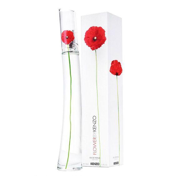 Kenzo Flower Women's Eau De Parfum Spray - น้ำหอมที่ให้กลิ่นคล้ายดอกไม้ผสมกับแป้ง ให้ความรู้สึกสดชื่น มีชีวิตชีวา เหมาะกับผู้หญิงหวานสดใส ฉีดแล้วดูอ่อนโยน น่าทะนุถนอม แถมตัวขวดยังดีไซน์ให้มีดอกไม้อยู่ภายในสวยเก๋อีกด้วย ราคาอยู่ที่ประมาณ 2,000-2,300 บาท