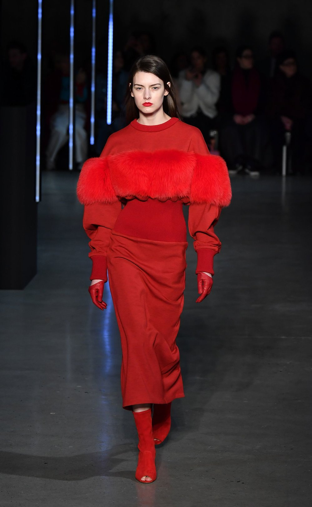 Sally Lapointe - NYFW Fall '18