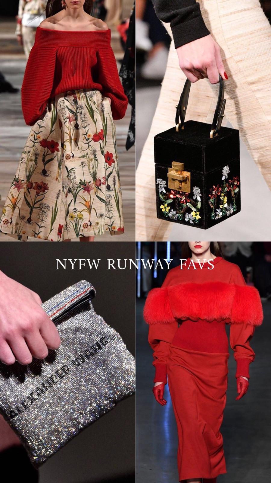 NYFW Runway Favorites, 2018